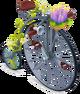 Großes Fahrrad