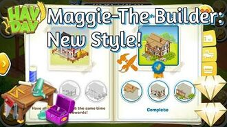 Hay Day Maggie Guesthouse Style & Rewards