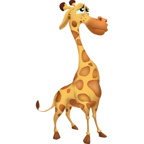 File:Yellow Giraffe.png