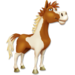 Pinto Horse