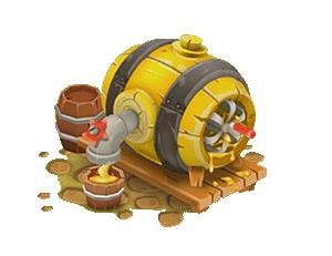 Estrattore di miele