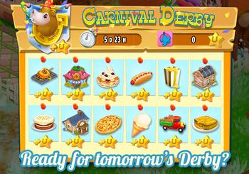 Carnival Derby