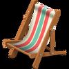 Silla de playa verano
