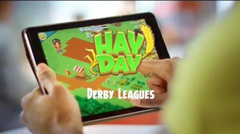 Hay Day The New Derby Leagues