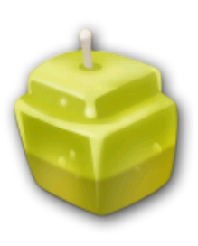 Candela al limone