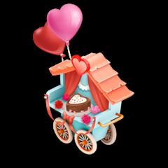 Valentine's Wagon★