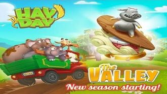 Hay Day 1st Valley Gameplay • Sanctuary Valley
