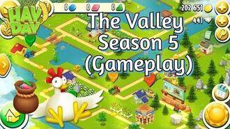 Hay Day Valley Season 5 (Gameplay)-1