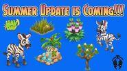 Hay Day-Update Information!! Summer Update Is Coming!!