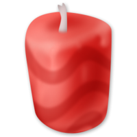 Strawberry Candle