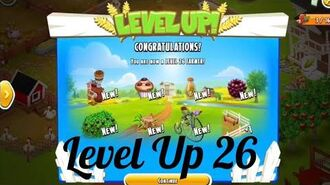 Hay Day Level Up 26
