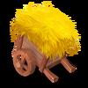 Carro de heno