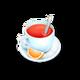 Thé à l'orange