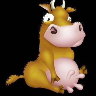 Vaca llena