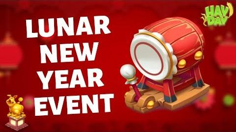 Hay Day Lunar New Year Event