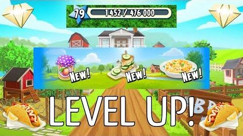 Hay Day Level Up to 79!