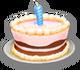 Gâteau à La Crème