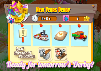 New Years Derby