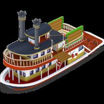 Barca da fiume