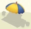 Awning Bright Umbrella