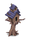 Geister Vogelhaus