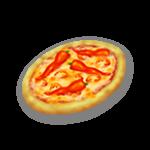 Pizza speziata