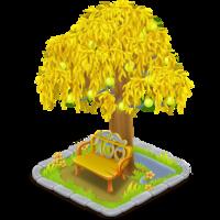 Árbol dorado