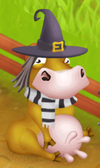 Cow Halloween Full