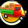 Send Truck Icon