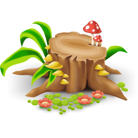 File:Mushroom Log.png