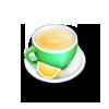 Zitronen Tee