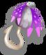 Appât violet