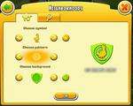 Neighborhoods AdminUI Emblems