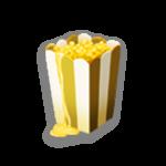 Popcorn al burro
