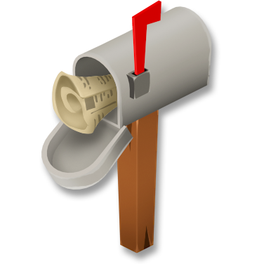 File:Newspaper Mailbox.png