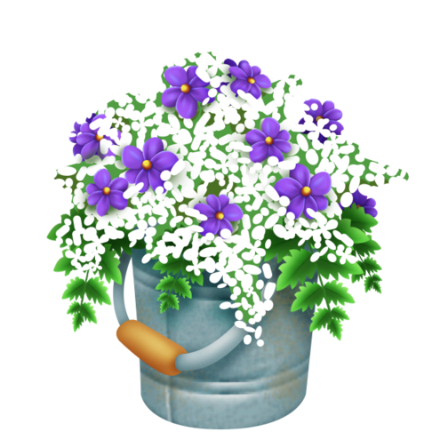 File:Blue Flower Bucket.png