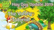 Hay Day Update 2019 The Valley (Tutorial Video)