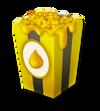 Honig-Popcorn