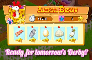 Animal Derby