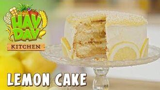 Hay Day Kitchen Lemon Cake