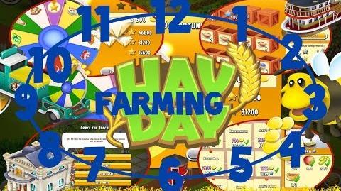 Hay Day - Farming Around the Clock