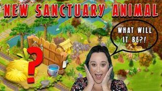 Hay Day Update 2019-NEW Sanctuary Animal!! ZEBRAS!!