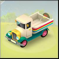Truck Rainbow Style