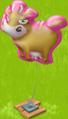 Ballon vache
