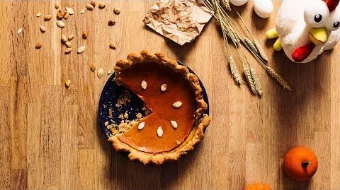 The Hay Day Kitchen Pumpkin Pie