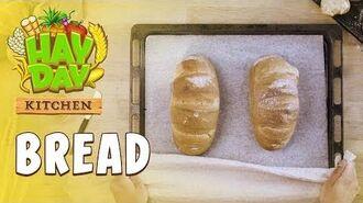 Hay Day Kitchen Bread