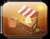 HayDay-Marktstand