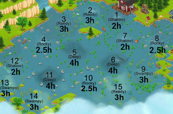 FishingMap Names