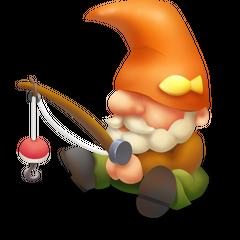 Angler Gnome
