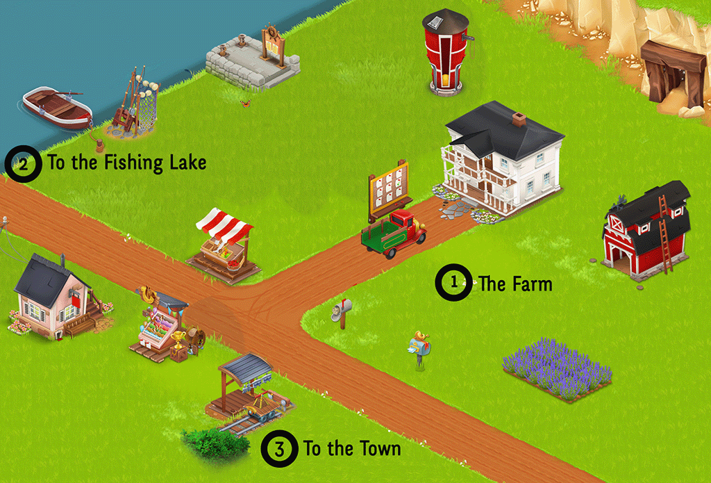 Hay Day Farm Designs Design And House Design Propublicobonoorg